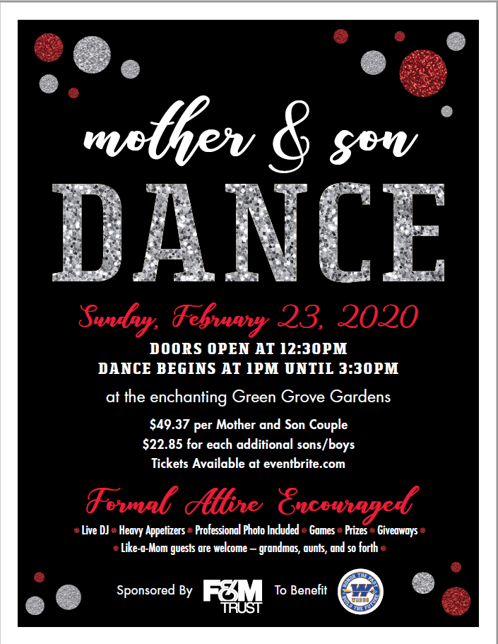 WABEC Mother & Son Dance