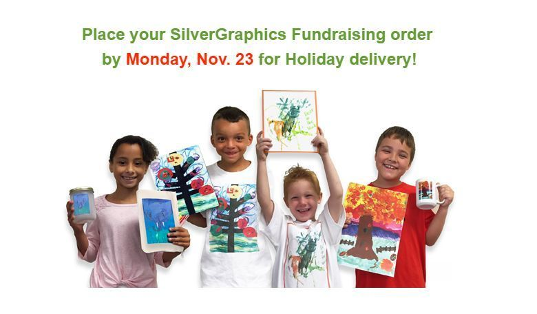 Silver Graphics Fundraiser Final Call!