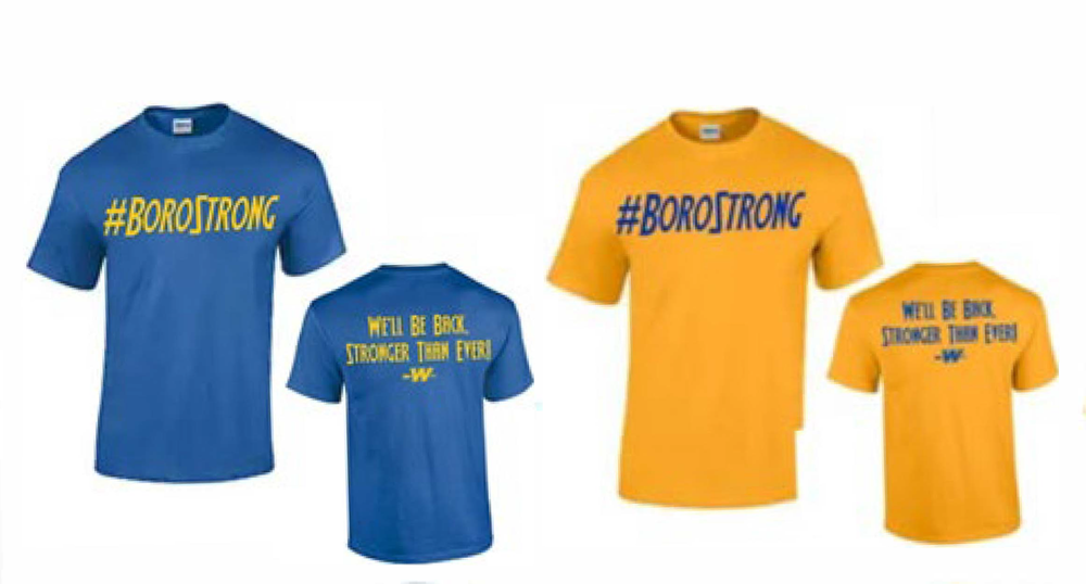 #BoroStrong Spirit Wear to Benefit WASD Learners in Need