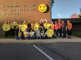 History of the Summitview Smiley