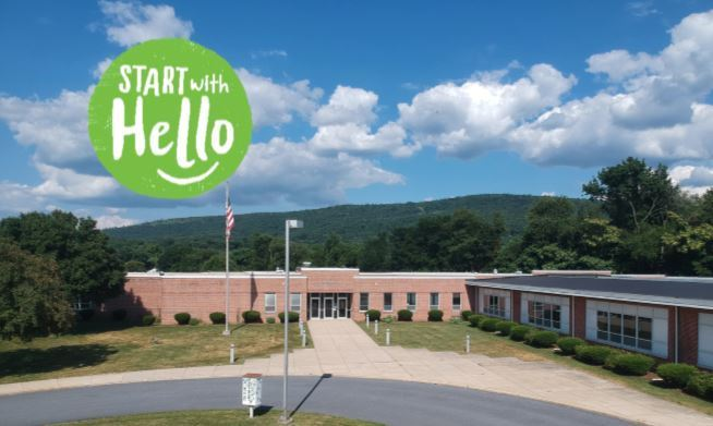 Mowrey Elementary Start with Hello