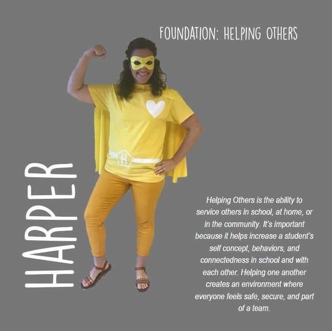Harper Helping Others Foundation