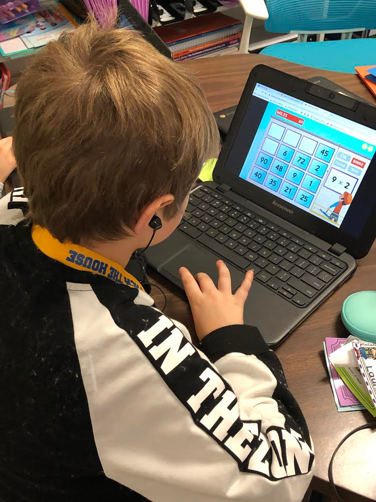 Multiplication Guided Math